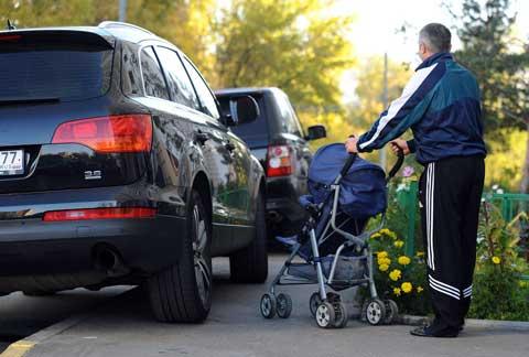 Повышение штрафов за парковку